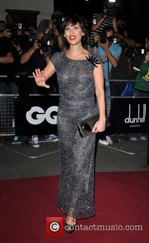Natalie Imbruglia GQ Men Of The Year Awards held at the Royal Opera House. London, England - 08.09.09