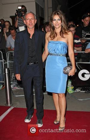 Patrick Cox and Elizabeth Hurley aka Liz Hurley GQ Men of the Year awards 2009 held at the Royal Opera...