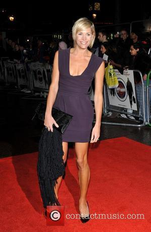 Jenni Falconer  The UK premiere of 'Harry Brown' held at the Odeon Leicester Square.  London, England - 10.11.09
