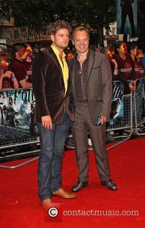 Graham Norton World Premiere of Harry Potter And The Half Blood Prince at the Empire Leicester Square cinema - arrivals...