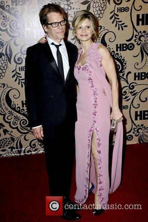 Kevin Bacon and Kyra Sedgwick HBO Primetime Emmy Party held at Pacific Design Center in West Hollywood Los Angeles, California...