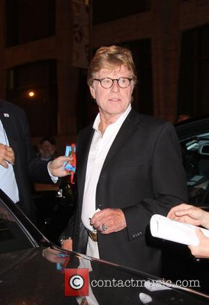 Robert Redford The celebration of Paul Newman's...