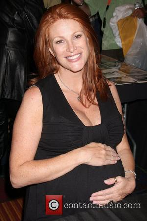 Angie Everhart at the Hollywood Collector's Show Burbank, California - 18.07.09