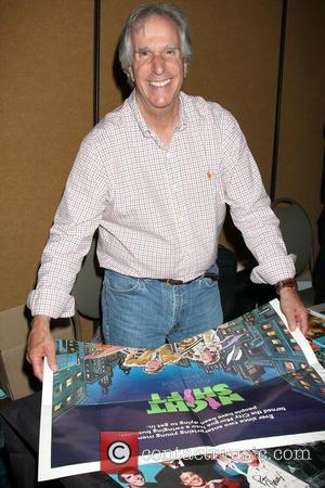 Henry Winkler at the Hollywood Collector's Show Burbank, California - 18.07.09