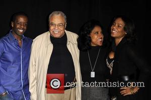 Adrian Lester, James Earl Jones and Phylicia Rashad