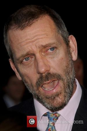 Hugh Laurie The Season 6 Premiere Screening of 'House' held at the Arclight Hollywood Cinema - Arrivals Los Angeles, California...