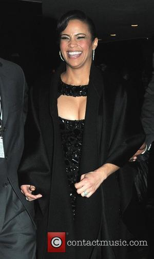 Paula Patton at NBC studios to appear on 'Late Night with Jimmy Fallon' New York City, USA - 05.11.09