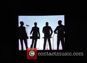 Kraftwerk Won't Quit