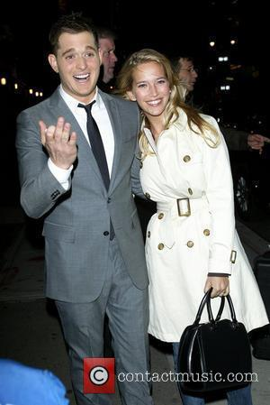 Buble Saved Fainting Fan