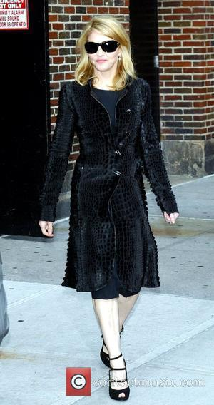 Madonna outside Ed Sullivan Theatre for the 'Late Show With David Letterman' New York City, USA - 30.09.09