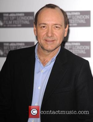 Spacey Boosts Budding Director's Career With Cash Award