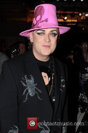 Boy George, London Fashion Week