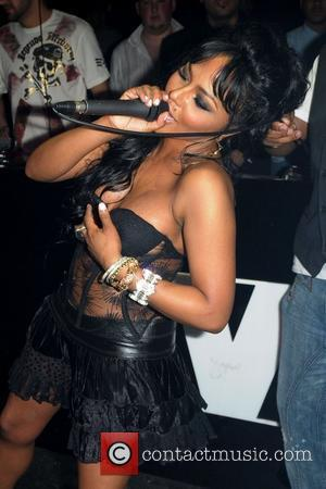 Lil' Kim Lil' Kim's birthday celebration at Mansion nightclub Miami Beach, Florida - 23.07.09