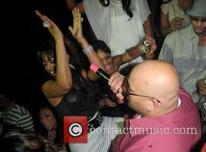 Trina, Lil' Kim and Fat Joe Lil' Kim's birthday celebration at Mansion nightclub Miami Beach, Florida - 23.07.09