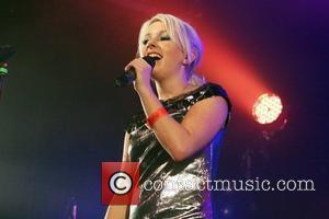 Little Boots, aka Victoria Christina Hesketh, performing live at Melkweg Amsterdam, The Netherlands - 25.11.09