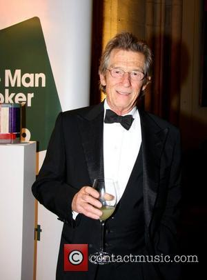 John Hurt Man Booker Prize 2009 held at the Guildhall London, England - 06.10.09