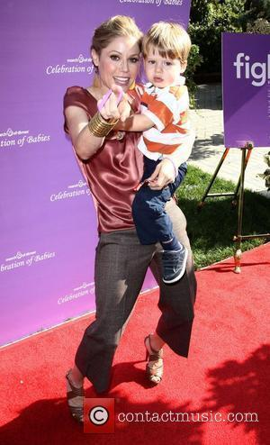 Julie Bowen and son Oliver McLanahan Phillips March of Dimes 4th Annual Celebration of Babies at The Four Seasons Hotel...