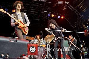 Rockers Mars Volta Split