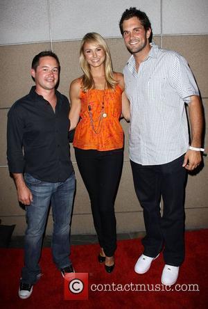 Stacy Keibler and Matt Leinart