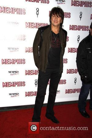 Richie Sambora Opening Night of the Broadway musical 'Memphis' at the Shubert Theatre - Arrivals New York City, USA -...