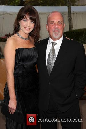 Billy Joel and girlfriend Deborah Dampiere Opening Night of the Metropolitan Opera at the Lincoln Center Opera House - Arrivals...