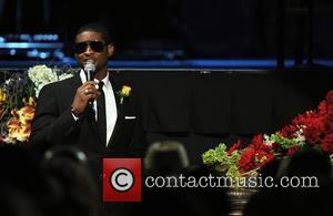 Usher Feared He'd Be Too Upset To Perform At Jackson Memorial