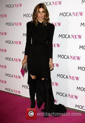 Carine Roitfeld MOCA New 30th Anniversary Gala - arrivals Los Angeles, California - 14.11.09