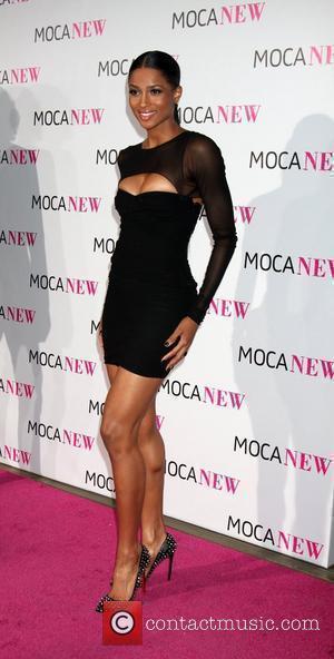 Ciara MOCA NEW 30th Anniversary Gala - arrivals Los Angeles, California - 14.11.09