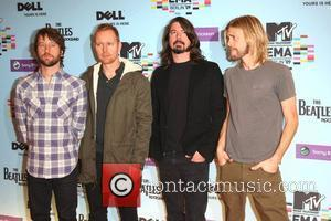 Grohl Leads Rolling Stone Awards