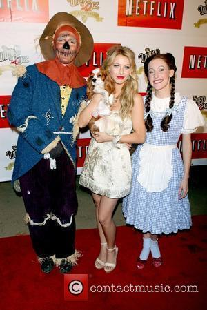 Julianne Hough Netflix hosts a free live concert and movie screening of 'The Wizard of Oz' at Central Park's Rumsey...