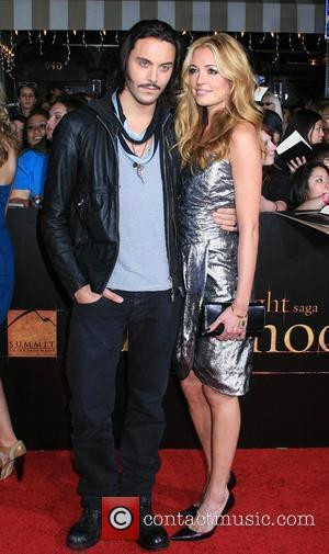 Cat Deeley and Jack Huston The Los Angeles Premiere of 'The Twilight Saga: New Moon' held at Mann Village and...