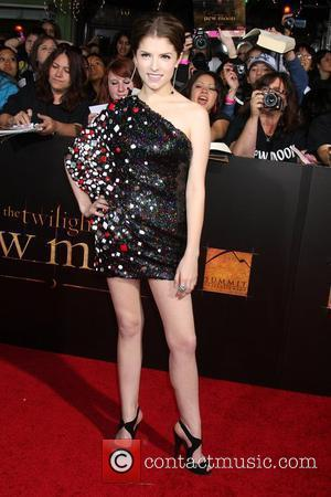 Anna Kendrick The Los Angeles Premiere of 'The Twilight Saga: New Moon' held at Mann Village and Bruin Theater in...