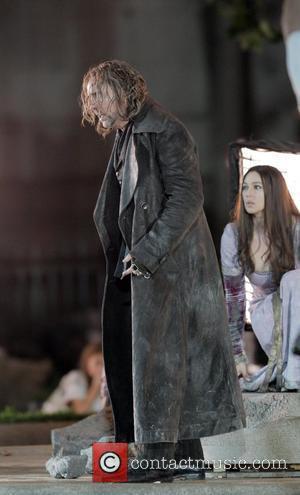 Nicolas Cage and Monica Bellucci