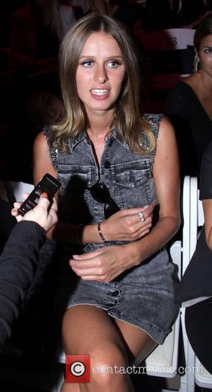 Nicky Hilton Mercedes-Benz IMG New York Fashion Week Spring/Summer 2010  Charlotte Ronson - front row New York City, USA...