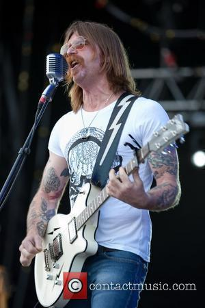 Eagles Of Death Metal's Merchandise Manager Laid To Rest
