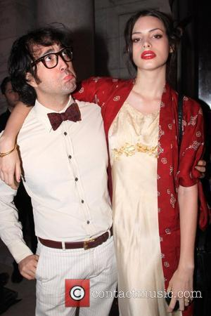 Sean Lennon and Kemp Muhl  Paper Magazine's 25th Anniversary Gala at the New York Public Library - inside New...