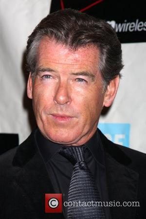 Pierce Brosnan Peace over Violence 38th Annual Humanitarian Awards at the Beverly Hills Hotel - arrivals Los Angeles, California -...