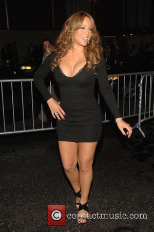 Mariah Carey The New York premiere of 'Precious' at the Alice Tully Hall New York City, USA - 03.10.09