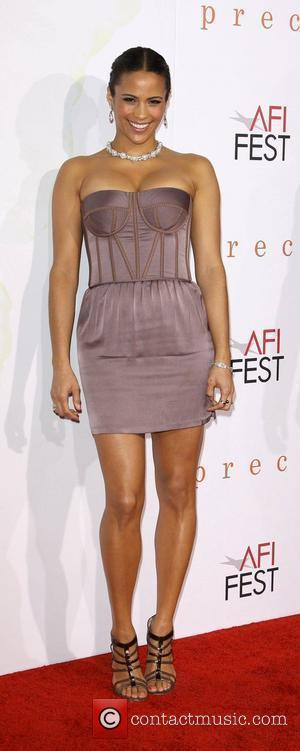 Paula Patton 2009 AFI Fest 'Precious' Hollywood premiere held at the Grauman's Chinese Theatre - Arrivals Los Angeles, California -...