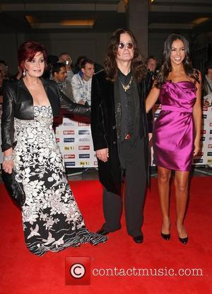 Sharon Osbourne, Ozzy Osbourne and Terri Seymour Pride of Britain Awards 2009 held at Grosvenor House hotel London, England -...