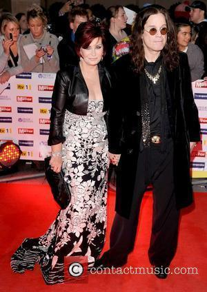 Sharon Osbourne and Ozzy Osbourne Pride of Britain Awards 2009 held at Grosvenor House Hotel - Arrivals London, England -...
