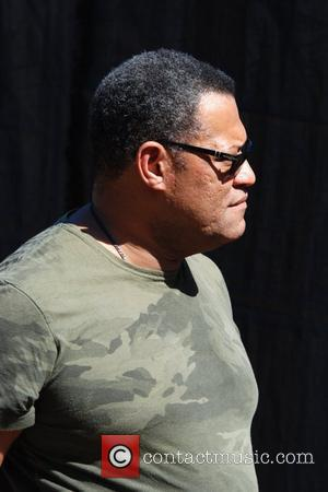Fishburne Rules Out Reunion With Dad