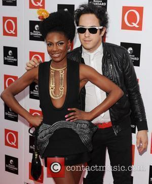 Noisettes at The Q Awards held at Grosvenor House - Arrivals London, England - 26.10.09
