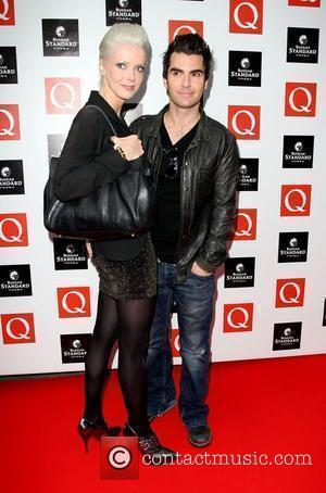 Kelly Jones of the Stereophonics The Q Awards 2009 - Arrivals London, England - 26.10.09