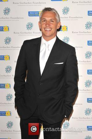 Gary Lineker Raisa Gorbachev Foundation Party held at Hampton Court Palace London, England - 6.06.09