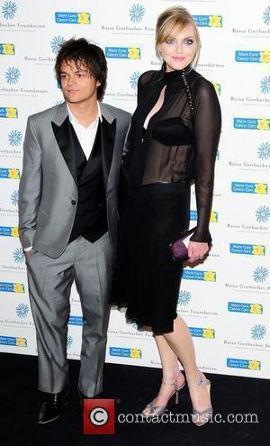 Jamie Cullum and Sophie Dahl Raisa Gorbachev Foundation Party held at Hampton Court Palace London, England - 6.06.09
