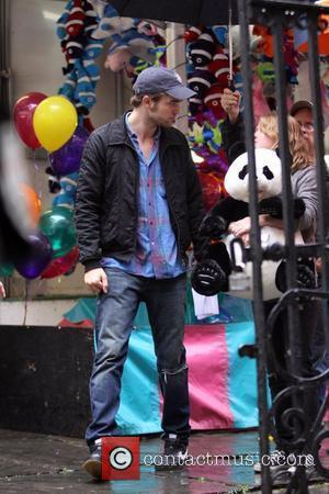 Pattinson Film Set Disrupted By Crumbling Building