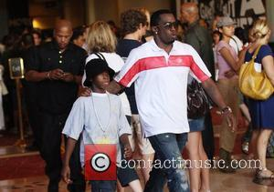 Diddy Prefers Fine Wine And Friends To Wild Parties