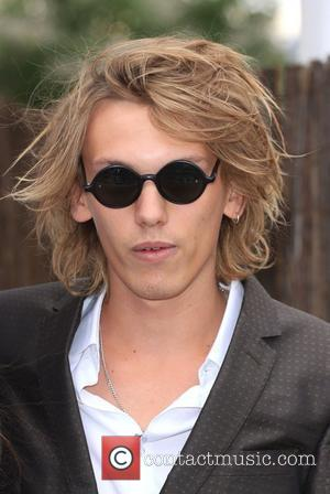 Jamie Campbell Bower The Serpentine Gallery summer party held at the Serpentine gallery London, England - 09.07.09