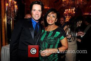 Rufus Wainwright and Shirley Bassey